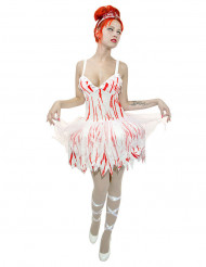 Disfarce dançarina zombie mulher