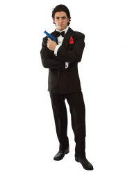 Disfarce homem agente secreto