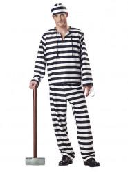 Disfarce prisioneiro homem