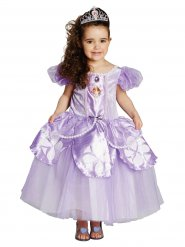 Disfarce premium princesa Sofia™ menina