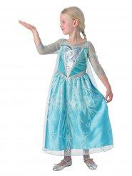 Disfarce Premium Elsa La Reine des Neiges™ menina