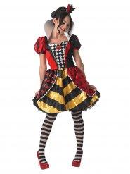 Disfarce Rainha de Copas mulher - Alice no País das maravilhas™