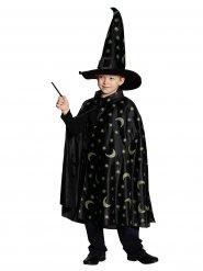 Disfarce mágico criança