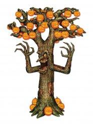 Decoração de parede árvore de abóboras
