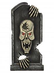 Lápide esqueleto Halloween