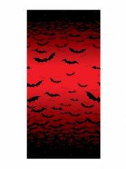 Decoração para parede sangrenta morcego Halloween