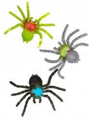 Aranha decorativa 15 x 10 x 2 cm