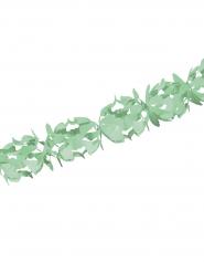 Grinalda de decoração verde