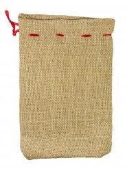 Saco de Pai Natal 22 x 15 cm