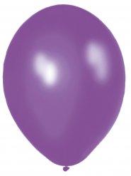 20 balões roxos 13 cm