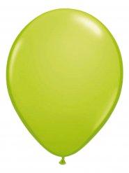 10 Balões verdes 30 cm