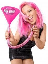 Funil para cerveja cinzento ou cor-de-rosa Headrush Beer bong®