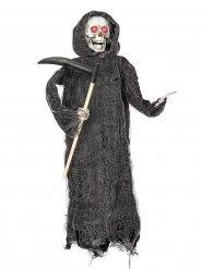 Decoração senhor da morte animada Halloween
