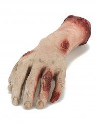Decoração Mão sangrenta