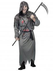 Disfarce senhor da morte Halloween homem