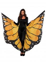 Asas de borboleta gigantes adulto