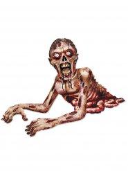 Decoração terrível zombie Creepy Zombie Halloween
