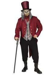 Disfarce domador de leões falso tamanho grande Halloween