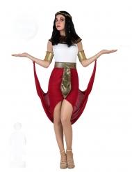 Disfarce faraó egípcio mulher
