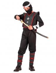 Disfarce ninja criança