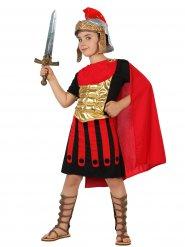 Disfarce centurião romano menino