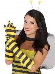 Luvas abelha mulher