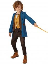 Disfarce Newt Scamander™ luxo criança - Os animais fantásticos™