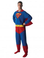 Disfarce macacão Superman™ homem