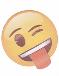 Bloco de notas crazy Emoji™