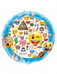 Balão alumínio Emoji™