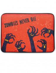 Tapete luminoso e sonoro zombie Halloween