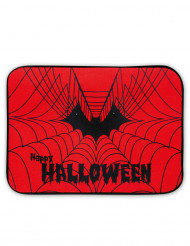 Tapete luminoso e sonoro teia de aranha Halloween