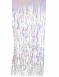 Cortina cintilante iridescente