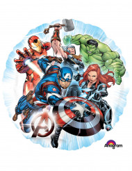 Balão alumínio Avengers™ 43 cm
