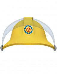 8 capacetes em cartão Bombeiro Sam™
