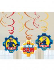6 espirais a suspender Bombeiro Sam™