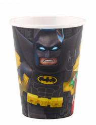 8 Copos de cartão Lego Batman™
