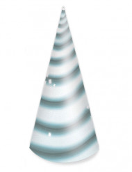 8 Chapéus de festa Unicórnio