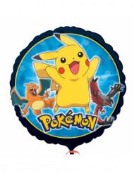 Balão alumínio Pokemon™ 43 cm