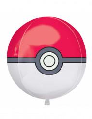 Balão alúminio Pokeball Pokemon™