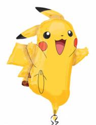 Balão alumínio Pikachu Pokemon™