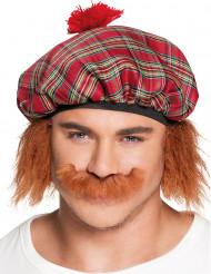 Bigode escocês adulto