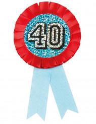 Medalha 40 anos