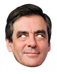 Máscara de cartão François Fillon