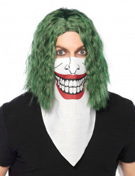 Bandana vilão Joker adulto