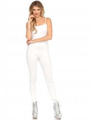 Macacão body branco mulher