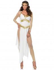 Disfarce deusa grega sexy mulher