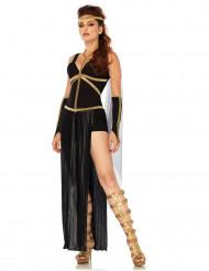 Disfarce deusa gladiadora mulher