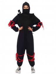 Macacão ninja mulher