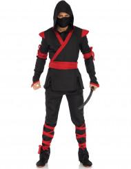 Disfarce ninja assassino homem